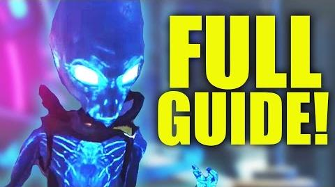 """""""ZOMBIES IN SPACELAND"""" EASTER EGG GUIDE! – FULL EASTER EGG TUTORIAL! (Infinite Warfare Zombies)"""