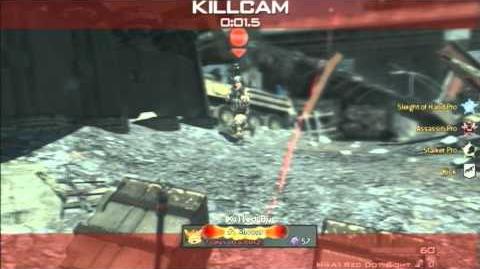 Modern Warfare 3 SAM Turrets are deadly too