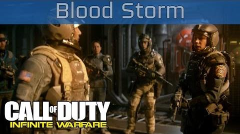 Call of Duty Infinite Warfare - Operation Blood Storm Walkthrough HD 1080P 60FPS