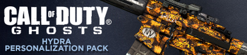 Hydra Personalization Pack Header CoDG
