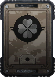 Shamrock & Awe Supply Drop Card Back MWR
