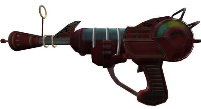 File:Ray Gun 3rd person view WaW.png