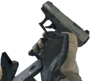 P99 Tactical Knife reloading MW3