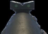 Bulldog iron sights AW