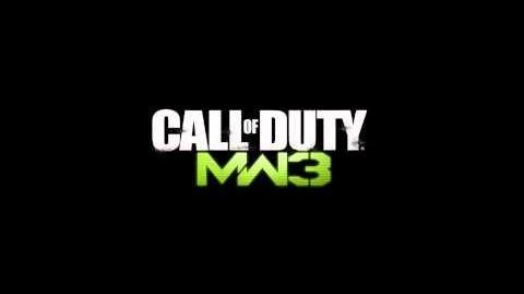 Call of Duty Modern Warfare 3 African Militia Victory Theme
