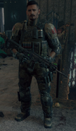 Egyptian Soldier BO3