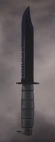 Point Knife Model MWR