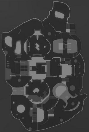 Retreat Map Layout AW