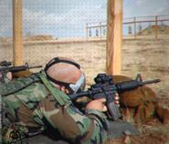 M4A1 M68 CoDG