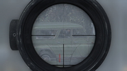 Makarov through scope MWR