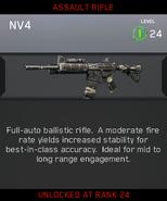 NV4 Zombies Unlock Card IW