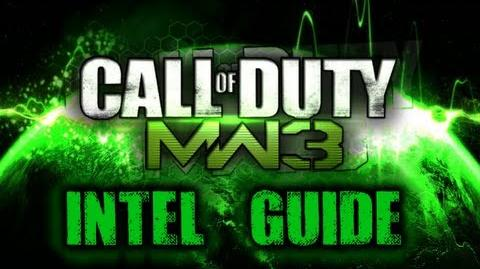 Modern Warfare 3 - All Intel Locations (Scout Leader Trophy Achievement Guide)