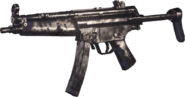 MP5 Nickel Plated MWR