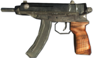Skorpion Extended Mags 3rd person BO