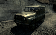 UAZ-469 Just Like Old Times MW2