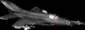 MiG-21 model BO