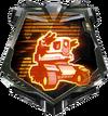 Knockdown Medal BO3