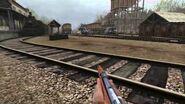 Call of Duty-Yuri entering the town of Ponyri