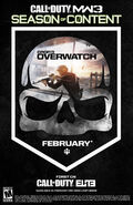 ELITE Poster Overwatch MW3