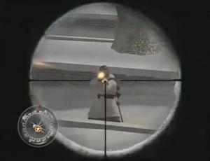 Iced Sniper Scope