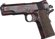 M1911 .45 Red Tiger MWR