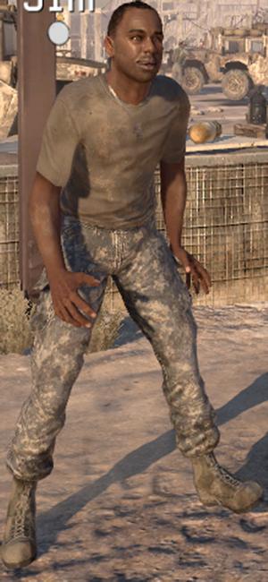 Macey S.S.D.D. Modern Warfare 2