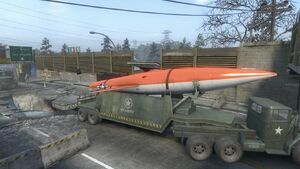 Recreated Load Screen Convoy BO