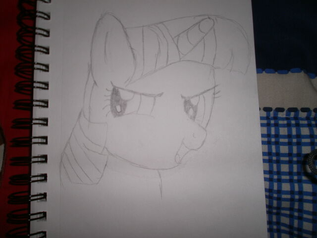 File:Twilight Sparkle Hand Drawn No Color 2.JPG