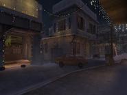 Garage Winter Crash CoD4