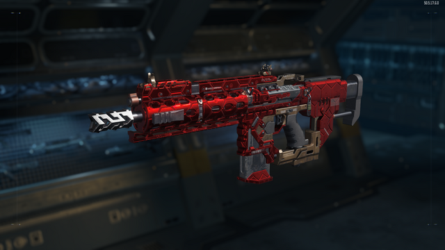 File:HVK-30 Gunsmith Model Red Hex Camouflage BO3.png