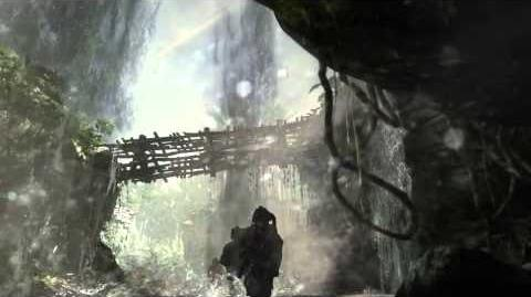 Official Call of Duty Ghosts Reveal Trailer
