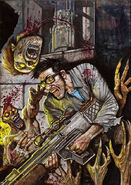 CoD Zombies Comic Issue3 Cover