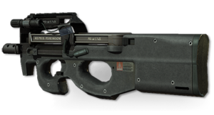 P90 Menu Icon MW3