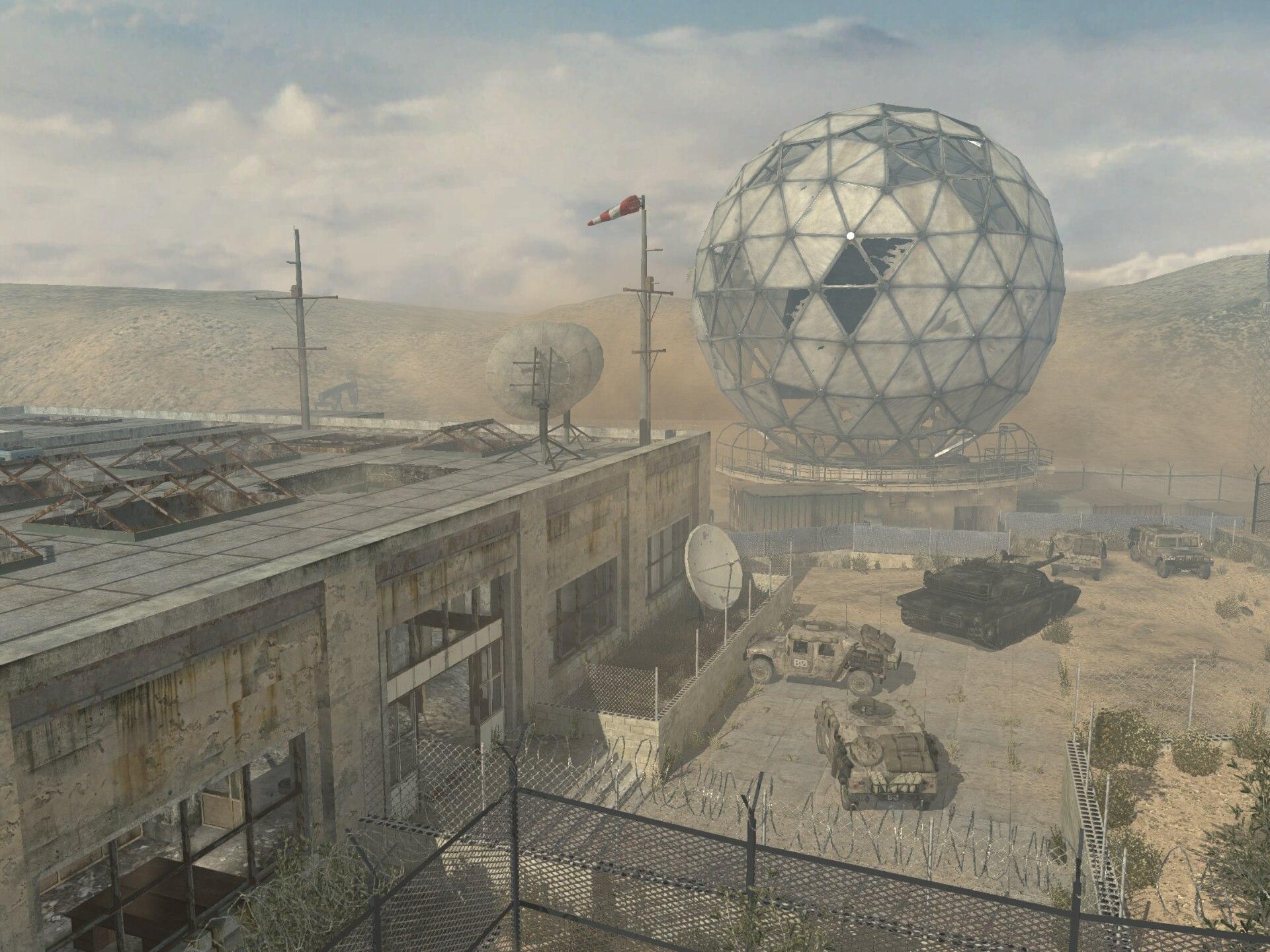 Dome call of duty modern warfare 3