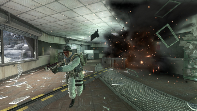 File:AdvancedRookie Array soldier running past explosion.png