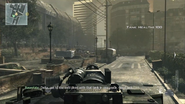 MW3 Pit Boss Tank First person