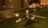 AV-8B Harrier IIs Exodus MW2