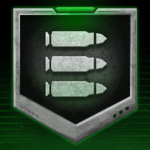 RetroShooter Trophy Icon MWR