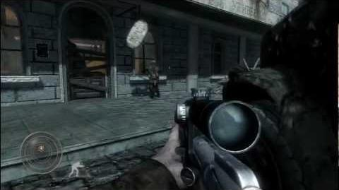 Call of Duty World at War - Campaign - Vendetta