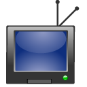 File:Crystal Clear tv icon.png