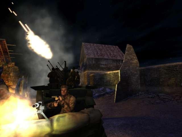 File:Call of Duty-German Flak Panzers in Ste Mere Eglise.jpg