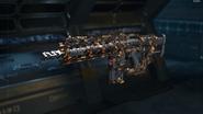 HVK-30 Gunsmith Model Underworld Camouflage BO3