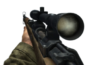 Kar98k Sniper Scope WaW