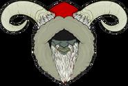 Krampa Claus Emblem MWR