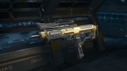 VMP Gunsmith Model Gold Camouflage BO3