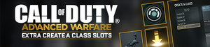 Extra Create-a-Class Slots banner AW