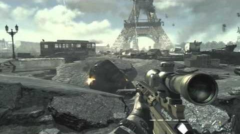 MW3 - Intel Locations - Iron Lady - Mission 10 - Scout Leader Achievement Trophy guide