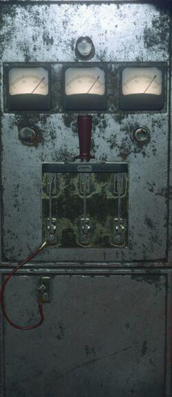 Power Switch BOIII