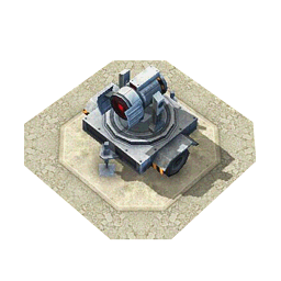 Laser Turret menu icon CoDH