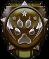 Warbeast Medal BOII